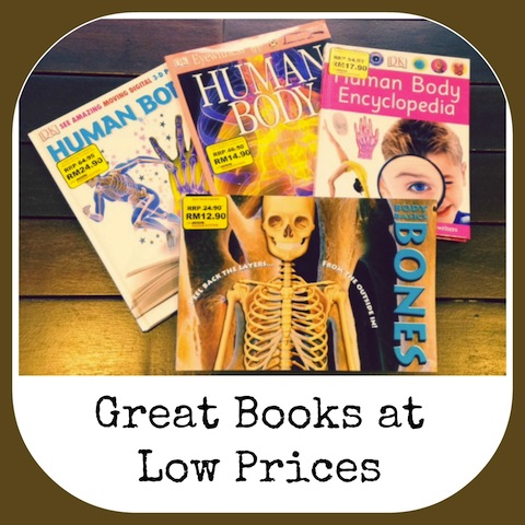 Great books at low prices