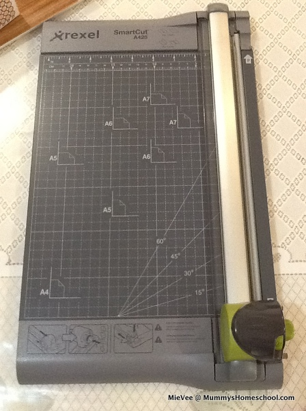 Paper Cutter rexel SmartCut A425