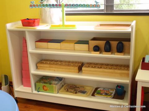 Montessori homeschool room-009