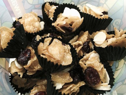 lunar new year cookies