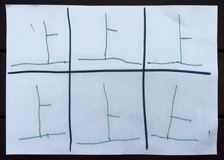 writing tips big squares
