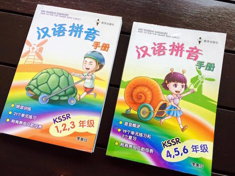 hanyu pinyin books