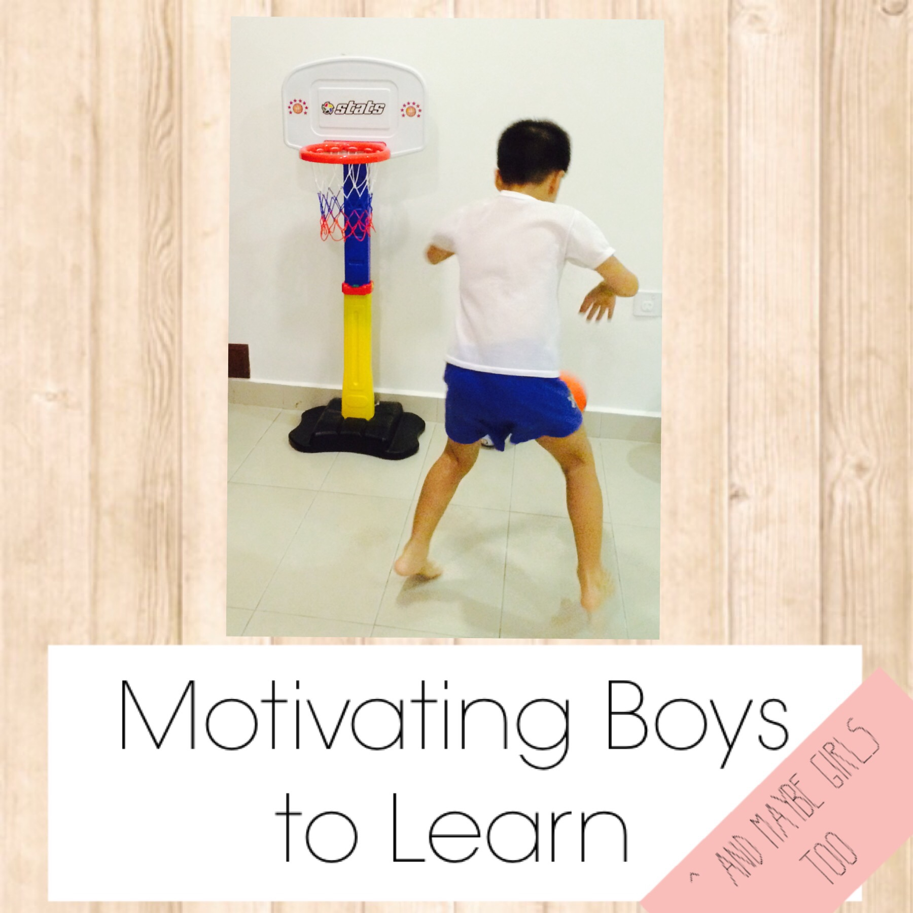 motivating boys to learn