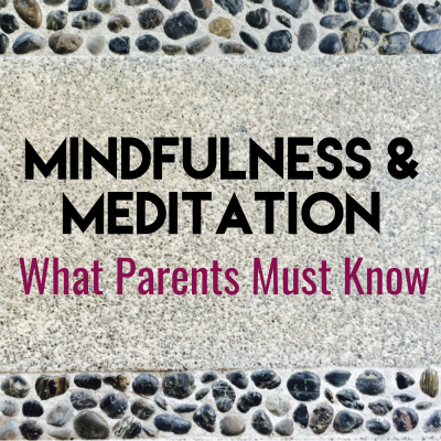 mindfulness & meditation for children