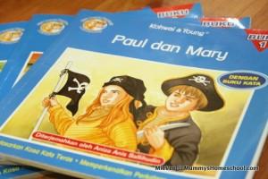 Kohwai & Young Paul dan Mary Bahasa Malaysia reader series