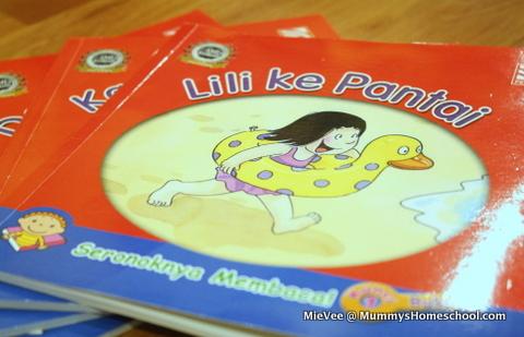 Pelangi Bahasa Malaysia reader series