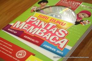 Siri Buku Pantas Membaca Bahasa Malaysia