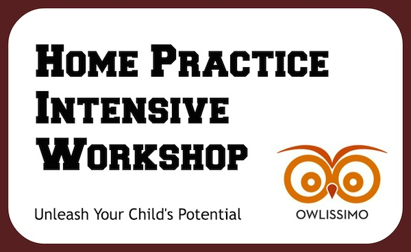 Home Practice Intensive Workshop