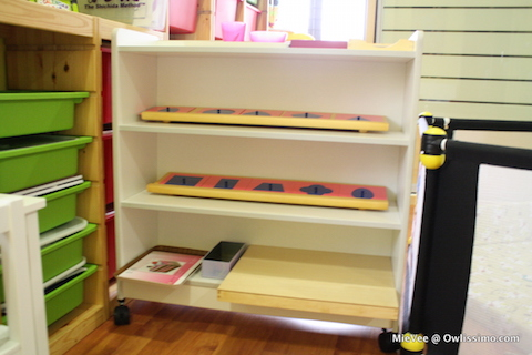Montessori homeschool room-012