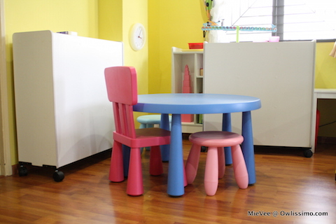Montessori homeschool room-023
