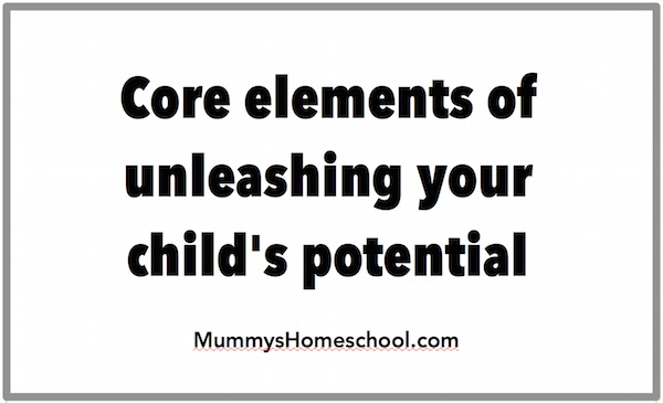 core elements of accelerated learning
