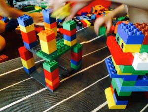 Lego Duplo after school