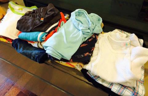 montessori practical life pack luggage