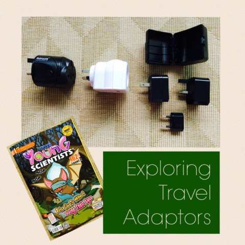 science travel adaptors