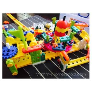 Gigo junior engineer theme park