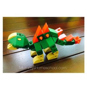Gigo story line dinosaurs dino park