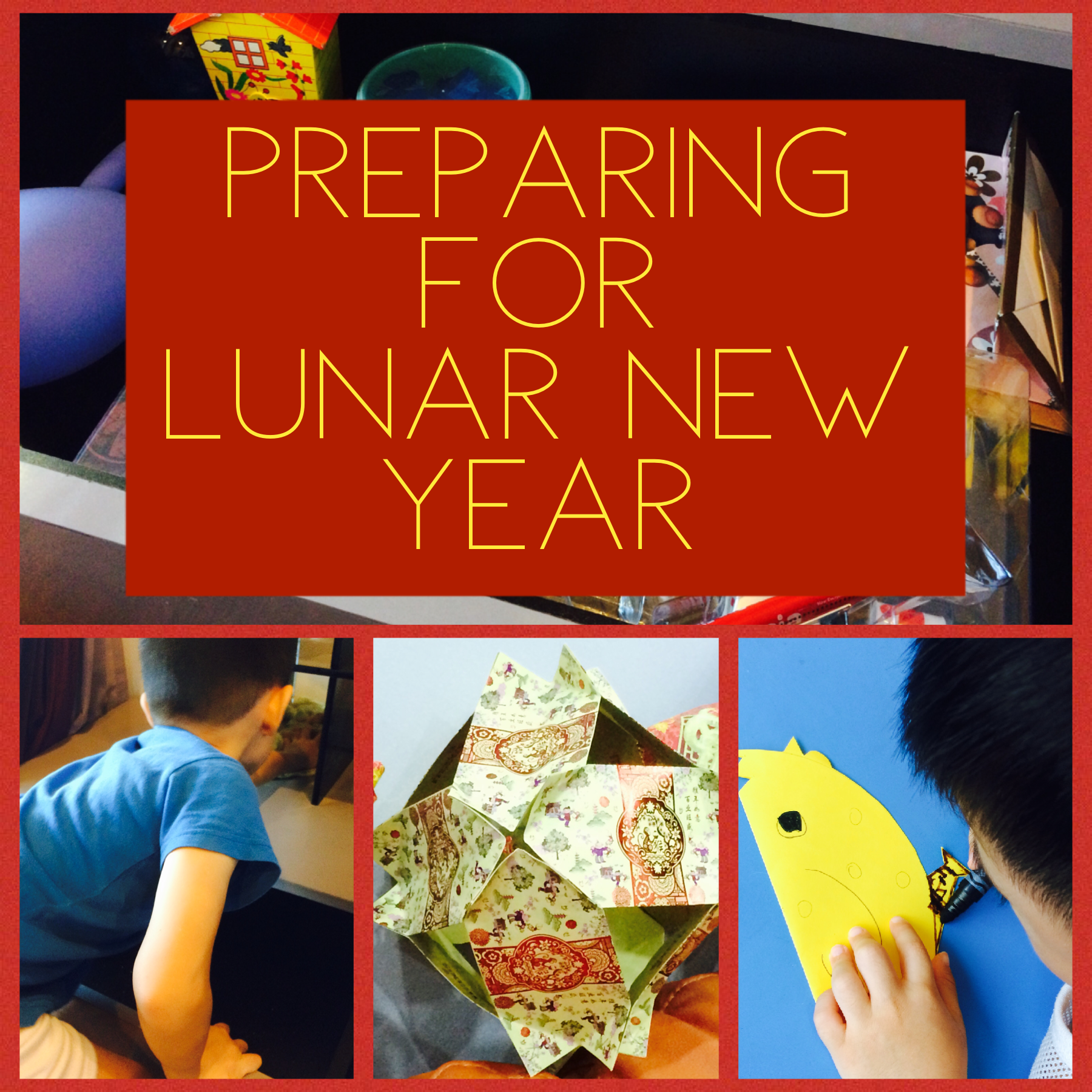 lunar new year homeschooling activities