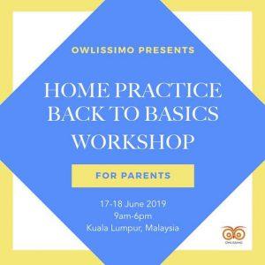 Home Practice B2B Workshop