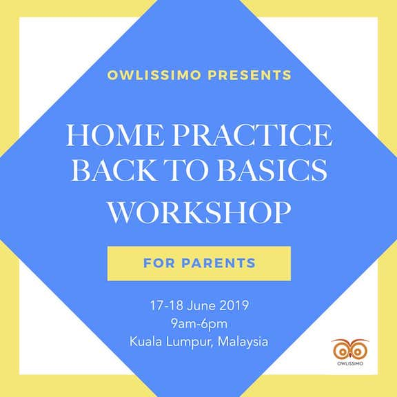 Home Practice B2B Workshop