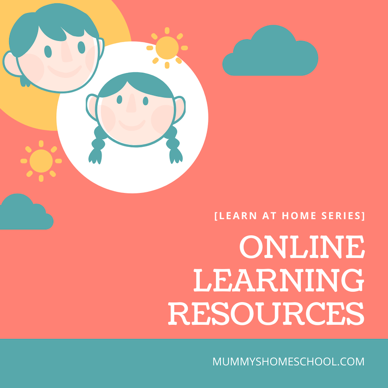 learn at home online learning resources