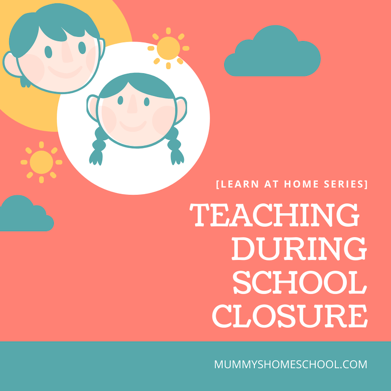 learn at home school closure covid-19