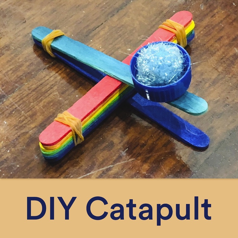 science DIY catapult cover