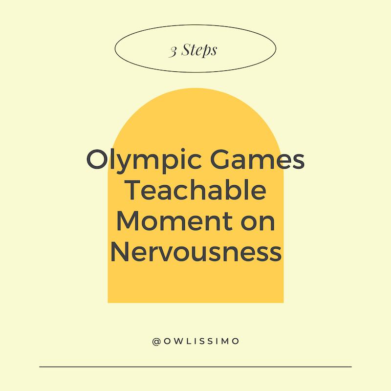 Olympics mental wellness kids Cover